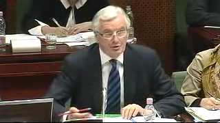 Michel BARNIER, European Commissioner for Internal Market and Services