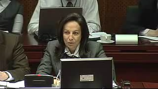 Anna DIAMANTOPOULOU, ministre de l'éducation