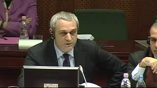 Stefano SAGLIA, Secretary of State for Economic Developement
